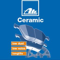 ATE ceramic brake pads
